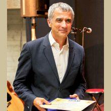 Lionel Fourment récipiendaire du prix ISAM