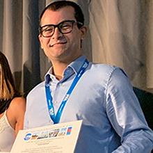 Lauréat du prix de thèse AFM 2019