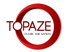 Logo Chaire Industrielle ANR TOPAZE