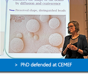 PhD defended at CEMEF