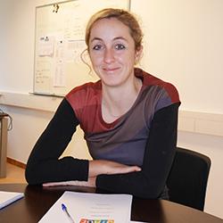 Interview de Coralie Fischer