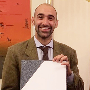 Luiz Pereira prix ENEN 2021